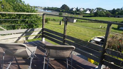 Photo for IN THE HEART OF THE WATER, Gîte in South Brittany, located on the Ria d'Etel, Morbihan
