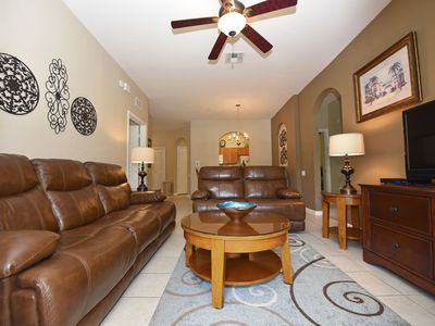 Photo for Beautiful 3 Bed Gated Condo At Windsor Hills