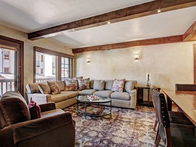 Photo for Beautiful Dog-friendly 2 Br Residence at The Lodge at Vail