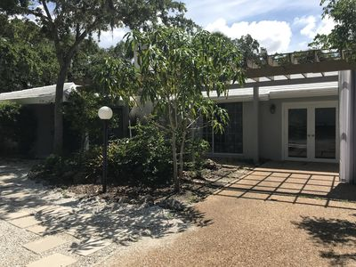 Photo for Beautiful Large Canopy Road Home in the Heart of Siesta Key with Super Pool