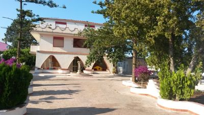 Photo for Rent apartments in villa with garden and private parking