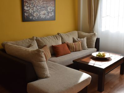 Photo for NEW Beautiful apartment downtown quiet area WIFI-FIBER