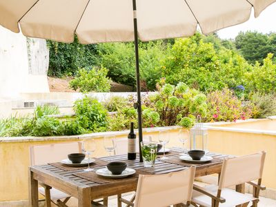 Photo for Charming Duplex in romantic world heritage town of Sintra