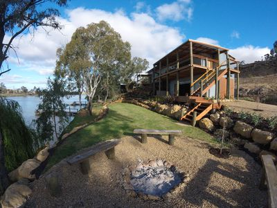 Photo for Luxury family accomodation on the Murray River.