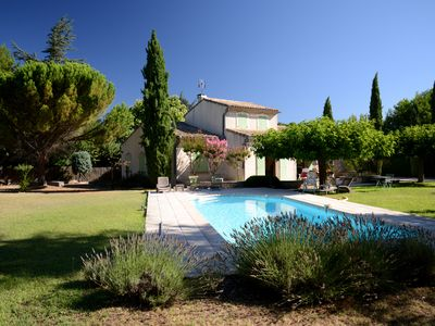 Photo for Beautiful house of 150 m2 with views of the Luberon