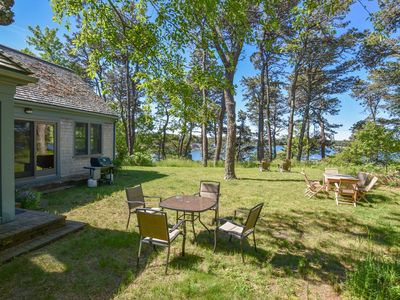 Photo for #624: Waterfront, Deeded Beach Access, Private, Views of Natural Landscape!