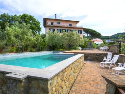 Photo for Apartment Villa Morosi  in Vinci, Florence Countryside - 4 persons, 1 bedroom