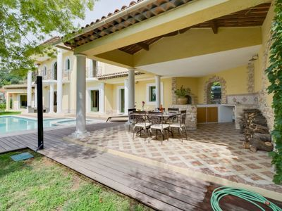 Photo for Vacation home Caliopa in Grasse - 6 persons, 3 bedrooms