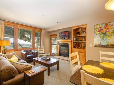 Photo for Ski In/Ski Out @ Zephyr   Bright & Sunny   High End Condo