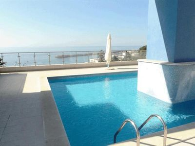 Photo for APARTMENT T2. POOL . 350 METERS FROM THE BEACH. WI-FI