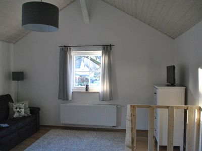 Photo for Romantic separate flat in timbered house National Park