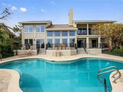 4 Bedroom Oceanfront Home in Palmetto Dunes