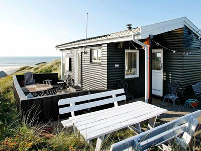 Photo for Spacious Holiday Home in Lokken with TV