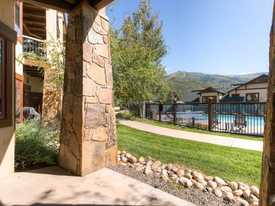 Photo for Beautiful Mtn. Condo for Summer, Great Views, Pool & Hot Tubs!