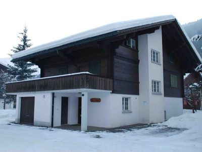 Photo for Apartment Elena # 1 in Lenk - 4 persons, 1 bedrooms