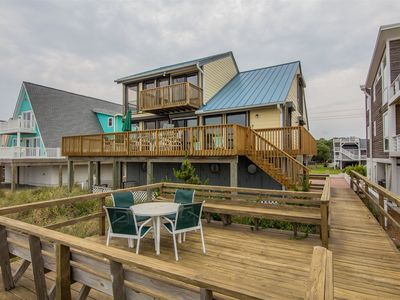 Photo for Ocean front single family home with great views!!