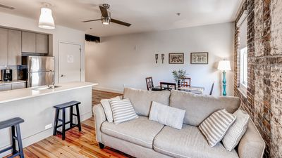 Photo for Sleek Condo in the Heart of Downtown Savannah!