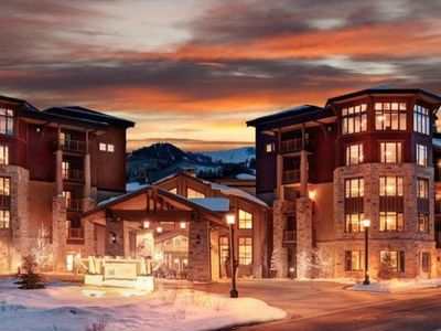 Photo for Christmas 2019 1-Bdm Premier - 12/21/19 to 12/27/19 Ski-in / Ski-out at Canyons