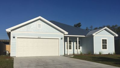 Photo for New 4 Bedroom Beach House 1 Block to the Beach- Great Rates for Fall and Winter