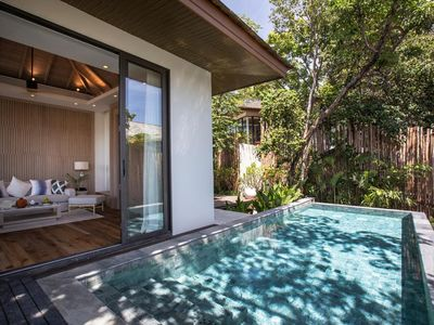 Photo for Nestled into the treetops, with the sounds of nature to accompany you, Villa Fahn is a beautiful hol
