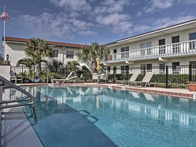 Photo for NEW-Cape Canaveral Studio w/Pool Access-Near Beach