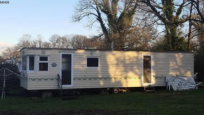 Photo for Camping Du Deffay **** - 4-room mobile home 6 people