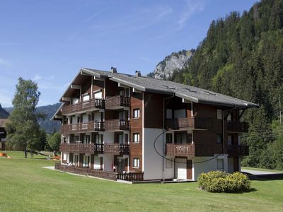Photo for One Bedroom Apartment In Chatel, Portes Du Soleil Area