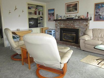 Photo for Cozy Home Just Across the Street From Easy Beach Access in Beautiful Nelscott