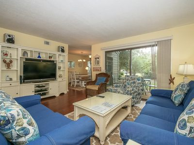 Photo for New to Market! 3 Bed 2 Bath Villa. Community Pool and Clay Tennis, Free Bikes