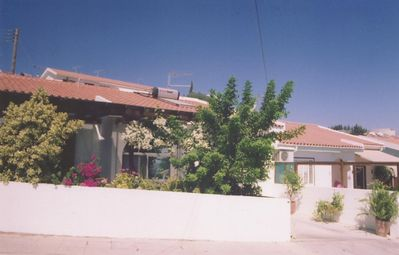 Photo for Large single-level 2-bedroom villa, with free use of car
