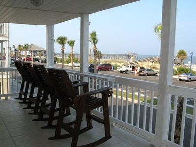 Photo for Dolphin Watch Condominiums Unit 3 - Ocean Front - FREE Wi-Fi