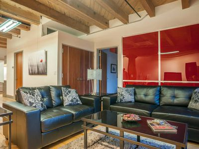 Photo for Authentic loft in the heart of Lodo