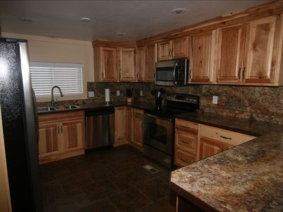 Awesome fully loaded kitchen/w stainless steel appliances