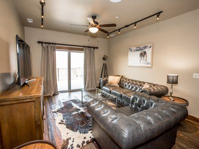 Photo for Luxury Penthouse in the heart of Downtown Whitefish