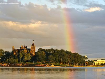 Photo for Picturesque 6 Bedroom Cottage on the Water with Stunning Views of Boldt Castle