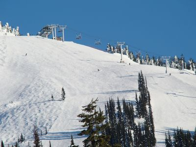 Photo for Beautiful 1bedroom, 800 sq ft apartment located in the heart of Revelstoke