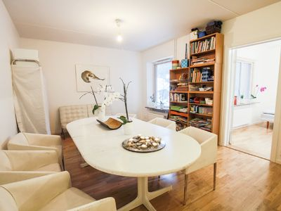 Photo for New, Modern, Secure 3 Bed/1Bath Apartment Close To Central Stockholm And Metro