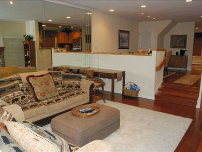 Photo for Beautifully Remodeled Tahoe Condo Close to Beaches, Hyatt and Town