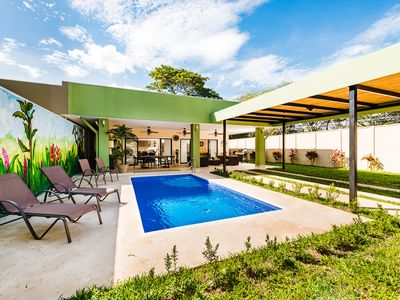 Photo for Designer home in Playa Potrero, private & secure