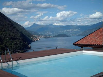 Photo for 3BR Villa Vacation Rental in Argegno
