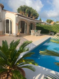 Photo for VILLA IN JAVEA / XABIA PINOSOL NEAR ARENAL BOULEVARD & BEACH 6 pers