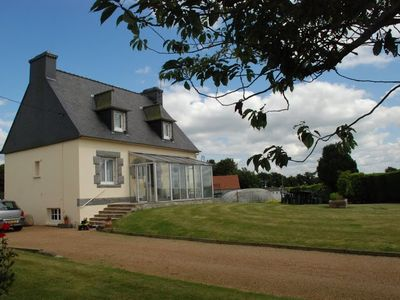Photo for 3BR House Vacation Rental in Kermaria-Sulard, Bretagne
