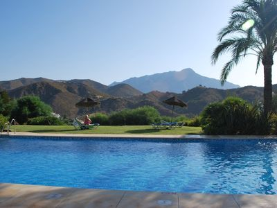 Photo for Stunning Penthouse, La Quinta Golf & Spa, nr Puerto Banus - English & Sat TV