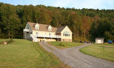 Photo for Cooperstown area Apartment overlooking Canadarago Lake – 15 mins. to Dreams Park