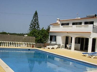 Photo for Villa With A Olympic Size Pool And Lovely Countryside Views