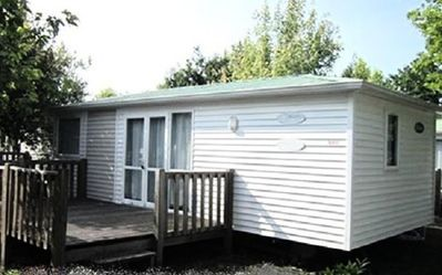 Photo for Camping Domaine du Lac Néguenou *** - Mobile Home Duo 3 Rooms 4 People