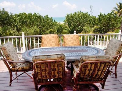 Photo for Two Home Estate Located on the Beautiful Gulf of Mexico on Captiva Island - Santa Fe!