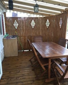Photo for rental mobilhome any comfort sea / beach 6 people