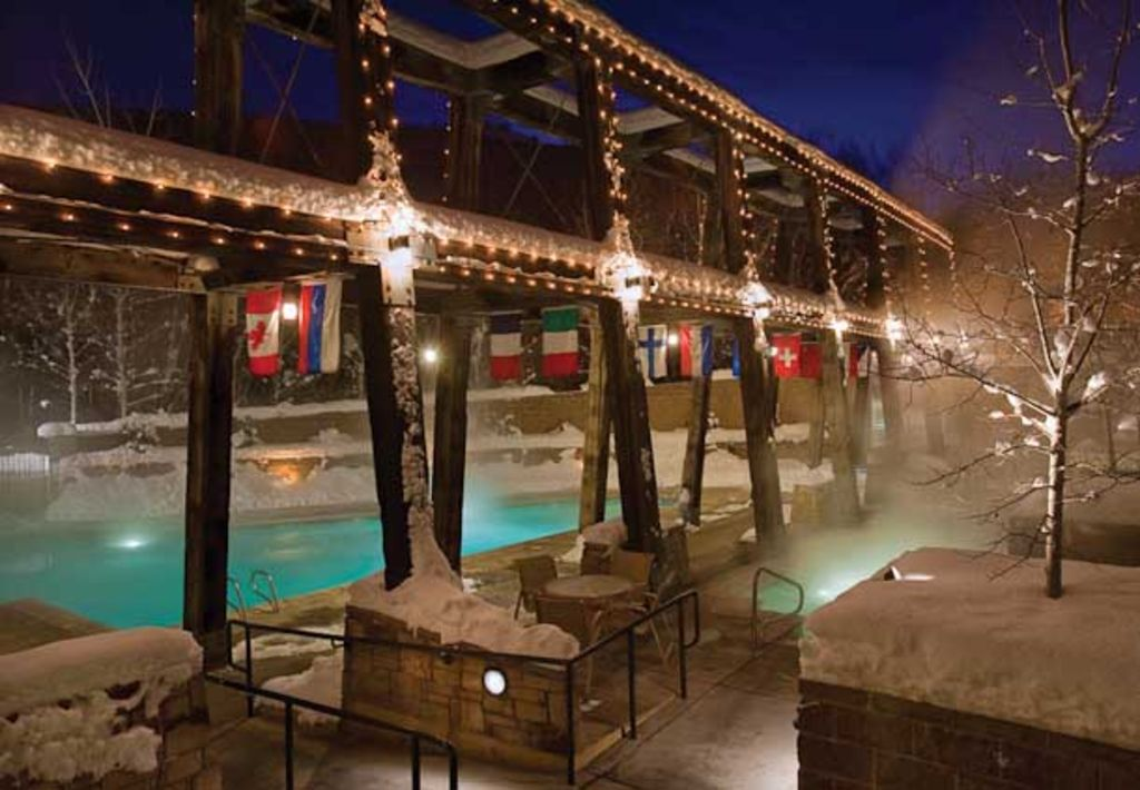 Sundance 2018 26 available marriott summit watch for Affitto cabina park city utah