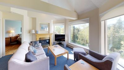 Photo for Budget, Family Friendly 3BDR Condo | Less than 5 Min Walk to Ski Hill | Hot Tub in Complex